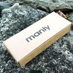 Manly carton