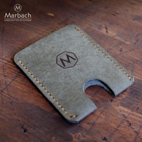 Marbach No 26, kaarditasku