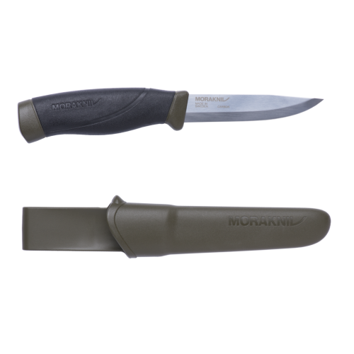 Morakniv Companion Heavy Duty MG, carbon steel